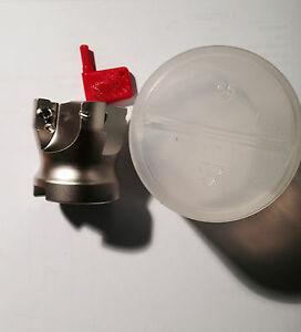 40mm Fraise Tourteau à Surfacer et Dresser pour Plaquettes APKT1604 avec Clef