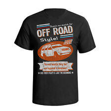 Jeep Grand Cherokee Off Road 1993 Estilo Retro Hombres camiseta autom