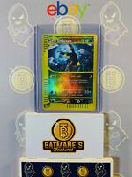 Umbreon 32/144 NM Mint Skyridge Set Reverse Holofoil Rare Holo Pokemon Card