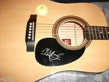 Michelle Branch IP Signed Autographed Guitar PSA