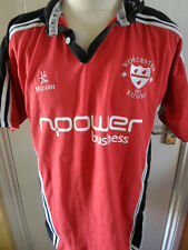 2007-08 Worchester RUFC Rugby Union Away Shirt large adult (21947)