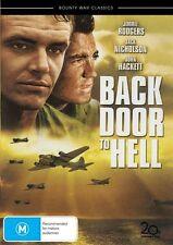 "Back Door To Hell (DVD, 2011) Bounty Classics ""Jack Nicholson, Jimmie Rogers"""