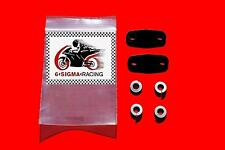 Hyosung GT650R GT650 GT 650 Exhaust Air Injection Reed Plate AIS Block Off Kit