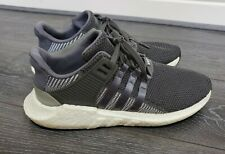 Mens Grey Adidas Pureboost X EQT SUPPORT 93/17 Ltd Ed trainers size 11 EU 46