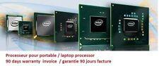 intel Core i3 Mobile i3-330M Laptop CPU SLBMD 2.13GHz 3MB Socket G1