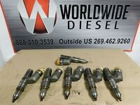 CAT C11 KCA Injectors, QTY 6. Part # 221-9915