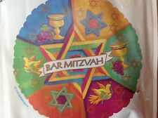 """Bar Mitzvah 18"""" Foil Balloon #20988"""