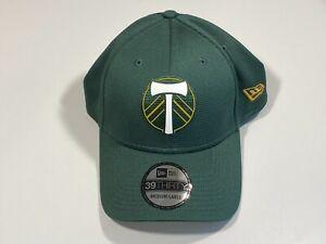 Portland Timbers MLS New Era 3930 Flex Fit Hat Men's Size M/L