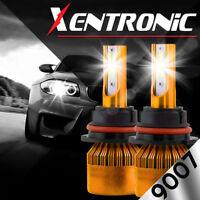 2x 9007 HB5 1050W 157500LM CREE CSP LED Headlight Kit Hi/Low Power Bulbs 6500K