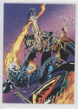 1992 Comic Images Wolverine: From Then 'Til Now II #85 Ghost Rider Card 1k3