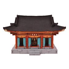 Desktop Wooden Model Kit Daeungjeon Hall by K-Crew