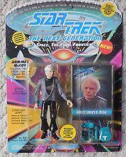 Star Trek Next Generations ADMIRAL MCCOY Figure Mosc New Playmates
