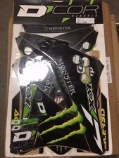 Kawasaki KX450 Monster Energy Dcor Complete Graphic Kit 2009-2011 2020714
