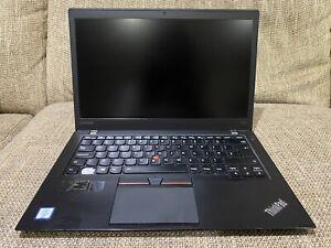 Lenovo ThinkPad T460s Intel Core i5 6300U 2.4GHZ 8GB RAM 240GB Nvme Drive Win 10