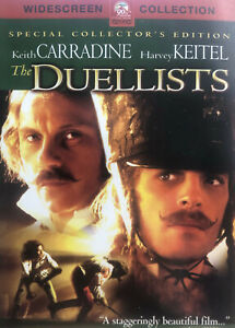 THE DUELLISTS DVD Cult Classic from Ridley Scott Keith Carradine, Harvey Keitel