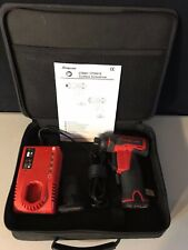 """Snap On CTS661 1/4"""" Cordless Screwdriver With 2 batteries & Charger"""