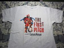 Large- Captain Morgan Anvil Brand T- Shirt