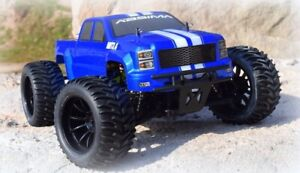 Absima 12244 Monster Truck RC AMT3.4BL BRUSHLESS 4WD RTR 1:10 FAST RC Car