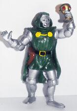 Doctor Doom Villain Figurine Marvel Plastic Figure Made by Marvel SHMV304