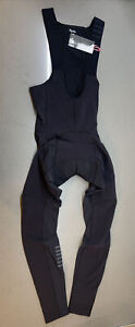 Rapha EF Pro Team Winter Tights With Pad II Black Size Small Brand New With Tag