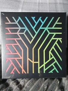 """Years & Years  - Communion Super Deluxe  CD + 7"""" Single + Book - (New & Sealed)"""