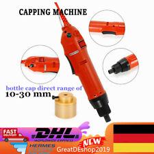 Handheld Schraubverschluss Flaschenverschlussmaschine Verschließmaschine 220v DE