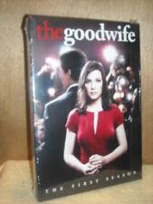 The Good Wife: The First Season (DVD, 2010, 6-Disc Set) Julianna Margulies