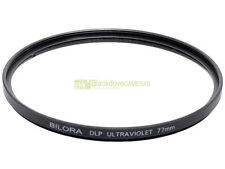 77mm. filtro UV DLP Ultraviolet Bilora. Ultra violet filter.