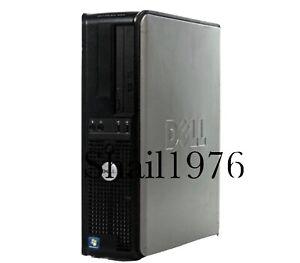 Dell Optiplex 380 Intel Core Duo E7500, 2.93Ghz, 250GB , 2GB Ram .