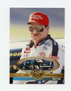 Dale Earnhardt Sr 1995 Pinnacle Select Mail Out Dealer Only SP Card Special #151