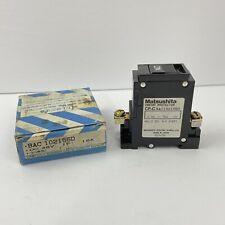 Matsushita Cp-C Bac102155D Circuit Protector 48V 15A ~New Surplus~
