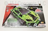 Meccano 297 pieces Lamborghini Huracan 2.4 GHz Remote Control (RC)