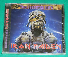 Iron Maiden - The essential hits USA ONLY CD SEALED 2015