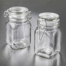 35 Glass Apothecary 10oz Glass Jar Candy Box Wedding Bridal Shower Party Favors