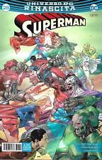 SUPERMAN RINASCITA 29 - SUPERMAN 144 - DC COMICS - RW LION ITALIANO - NUOVO