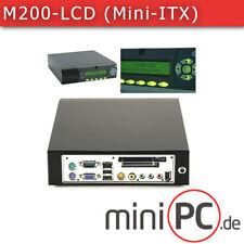 M200-lcd carcasa (Mini-ITX)