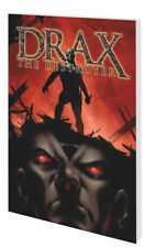Drax the Destroyer: Earthfall (2006, Marvel Comcs) Brand New Trade Paperback