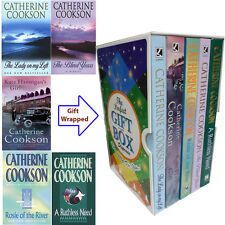 Catherine Cookson 5 Books Collection Set The Blind Years Gift Wrapped Slipcase