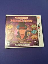 Professor Layton and the Miracle Mask (3DS) NEW