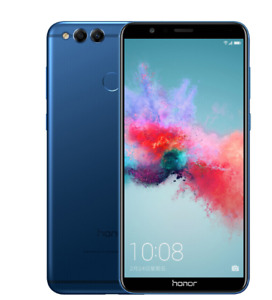 "Huawei Honor 7X 5.93""  Display Kirin 659 Octa Core 64GB   16MP Hybrid Dual SIM"