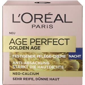 L'OREAL Age Perfect Golden Age 50ml NEW