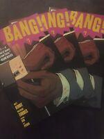 BANG #1 Wilfredo Torres Cover A 1 Copy Comic Book Dark Horse First Print HTF