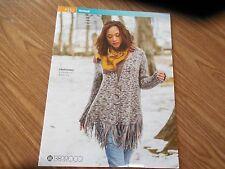 "Knitting Magazine ""Berroco"" Nomad  w 6 Patterns  #352"
