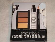 Smashbox Contour Your Contour Kit 3Pc Kit Palette Primer Water Contour Stick Nib