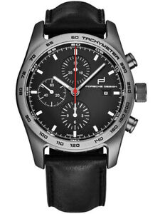 Porsche Design 6011.10.406.113 Chronotimer Titanium Ltd Edition