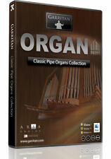 Garritan Classic Pipe Organ Collection Virtual Instrument Library Download *New*