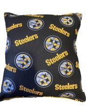 Steelers Pillow Pittsburgh Steelers Pillow NFL Pillow HANDMADE USA 2020 Design
