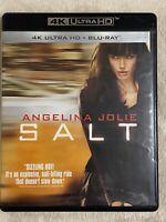 SALT (2010) - 4K Ultra HD UHD disc only (No Blu-ray Digital Copy)