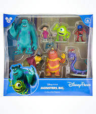 Disney Parks Pixar Monsters Inc Playset Cake Topper New With Box Mike Sully