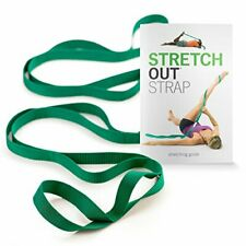 The Original Stretch Out Strap with Exercise Book by Optp – Top Choice of.